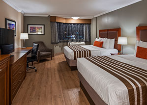 long term stays where Best Western Plus just 1 km from the Ottawa Hospital