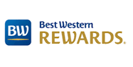 Best Western Rewards worth celebrating logo & free to sign up