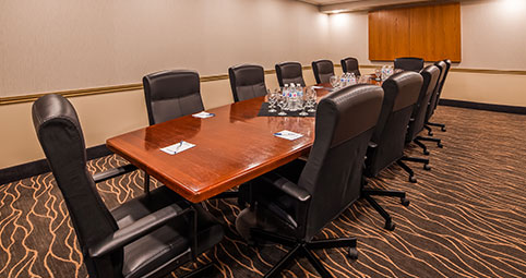 whether it's boardroom, classroom, u-shape or theater we accommodate all layouts