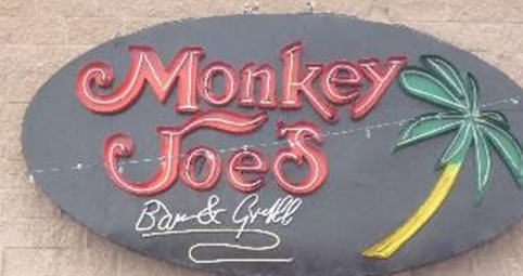 catching a game at Monkey Joe's Bar & Grill across the street to Best Western