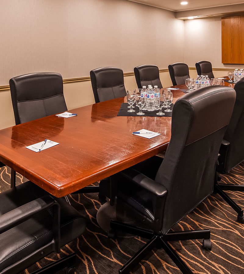 host an event, adaptable event space & diligent staff will ensure it's a success