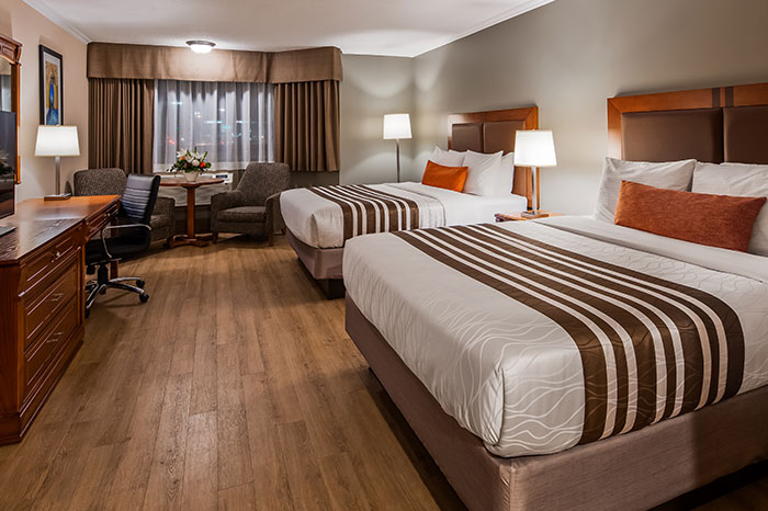 Rooms Best Western Plus Ottawa City Centre Hotels In
